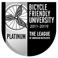 League of American Bicyclists Platinum Designation Logo